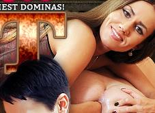 domina fisting